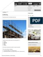 Scaffolding - Designing Buildings Wiki
