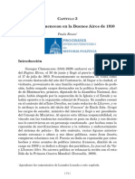 Clemenceau en Buenos Aires (Bruno)