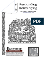 Pathfinder RPG - Rewarding Roleplaying.pdf