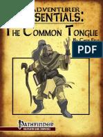 Pathfinder RPG - Adventurer Essentials - The Common Tongue.pdf