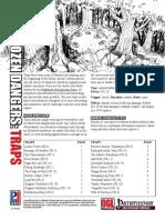 Pathfinder RPG - Two Dozen Dangers - Traps