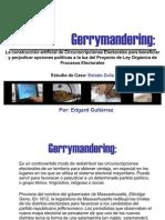 Zulia Un Ejemplo de Gerrymandering