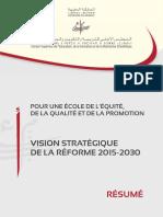 Vision VF Fr Resume