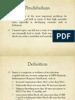 PPT Referat Sepsis