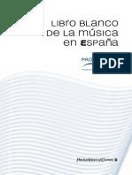1. Libro blanco de la música