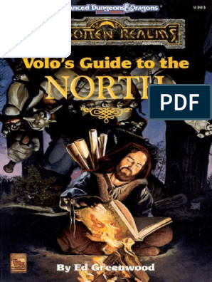 Volo's Guide to the North pdf