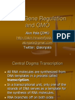 10 RNA and Gene Regulation