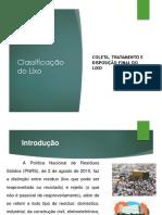 MA_aula8 - Classificação Do Lixo