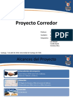 Presentación Proyecto Minero Corredor