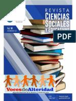 revisata de ciencias sociales unefm volumen 2-2016
