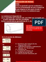 Tema 9. Resistencia Al Movimiento Del Aire - Curva Caracteristica - Potencia