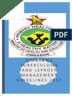 Zimbabwe National Tuberculosis and Leprosy Management Guidelines.final