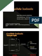 Hedonic Analysis