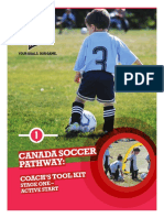 Canada Soccer Pathway Coachs Tool Kit 1
