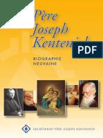 Biographie Neuvaine 2015