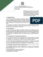 01 - Edital Normas Escolha Representantes No Consup 2017-2019 Editado