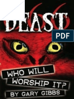 Beast Who Will Worship It, The - Gary Gibbs