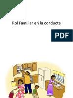 Rol Familiar en La Conducta
