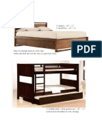 Beds and designs