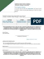 Portaria Uceff 009-2011 Beneficio Desconto Familia