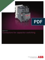1SBC101140C0203 ContactorsCapacitorSwitching BR