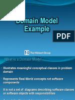 Domain Model Hibbert
