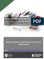 FCT ANEXO Influencia e Importancia de Las TIC