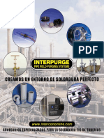 Gas de Purga INTERPURGE-Catalog208-Spanish