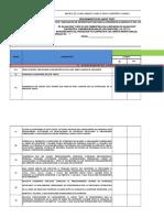 Lista de Verificacion Del Anexo SSPA