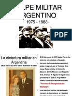 Golpe Militar Argentino 1976