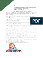 10 Reglas Ortograficas