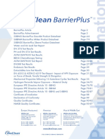 PI_BioClean Barrier Plus S-BBNG, S-BBNM and S-BBNS0 Product Information