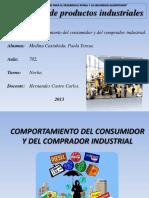 Comportamiento Del Consumidor y Del Comprador Industrial