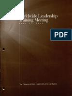 Worldwide Leadership Training Meeting 21 June 2003.PDF 2139863243