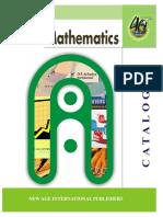 Mathematics 2009