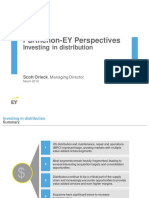 Parthenon EY Perspectives Investing in Distribution