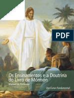 o Livro de Mormon - Manual Do Professor - Instituto