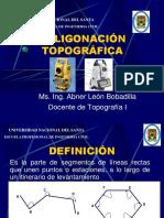 Clase Magistral de Topografía I (2015)