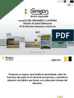 Induccion Sueño y Fatiga 2017