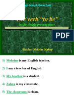 The-verb-to-be