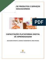 Apostila Ed Infantil e EF Anos Iniciais Capacitação PDA 2016 Final