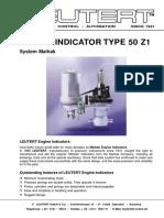 Engine Indicator Type 50 z1