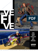 Five by Five (version 2)