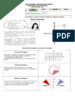Guia Matematica plao cartesiano