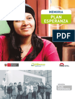 Memoria Plan EsperanzaPERU15
