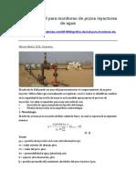 Gráfico de Hall Para Monitoreo de Pozos Inyectores de Agua, Marcelo Madrid, 2015, 4 Pgs