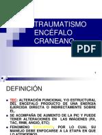 Traumatismo Encefalo Craneano 2011
