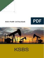 Rod Pump Catalogue Copy