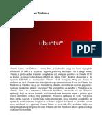 Moj Život s Ubuntuom Bez Windows-A