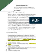 Resumen AISC Procedimiento de Detallado.